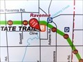 Image for Musketawa Trail Map - Ravenna, Michigan