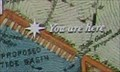 Image for You Are Here - 1867 Map, Commonwealth Pier - Seaport World Trade Center - Boston, MA