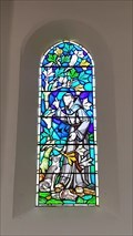 Image for Stained Glass Windows - St Leonard - Baldesmere Lees, Kent