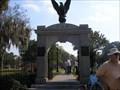 Image for COLONIAL PARK Cemetery  Savannah, GA