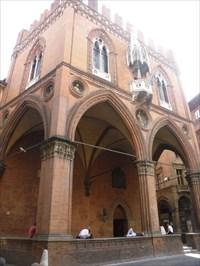 Palazzo della Mercanzia - Bologna, Italy - Official Local ...