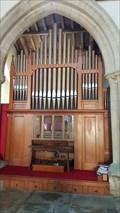 Image for Church Organ - All Saints - Naseby, Northamptonshire