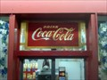 Image for Coca Cola Signs - Polar Bear Restaurant - Merrill, OR