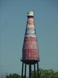 Image for LARGEST Catsup Bottle in the World