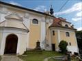 Image for Hrbitov u kostela Nanebevzetí Panny Marie - Kotoun, okres Plzen-jih, CZ