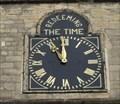 Image for St. John The Baptist Church Clock - Knaresborough, UK