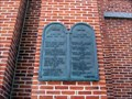 Image for Exodus 20 - Ten Commandments - Adams County Courthouse - Gettysburg, PA