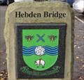 Image for Hebden Bridge Twin Town Plaque With St. Pol – Hebden Bridge, UK