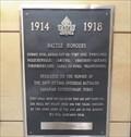 Image for 38th Ottawa Overseas Battalion - Ottawa, Ontario