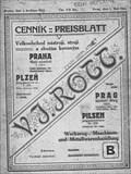 Image for V. J. Rott - Prague, Czech Republic - 1914
