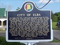 Image for City of Elba - Elba, AL