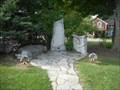 Image for Volunteers Memorial - Alexandra Park - Orangeville, ON