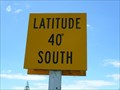 Image for Latitude 40 South - Hunterville, North Island, New Zealand