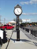 Image for Courthouse Clock - Centerville, TX
