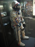 Image for Andy Thomas' Cosmonaut Suit - South Australian Museum, Adelaide