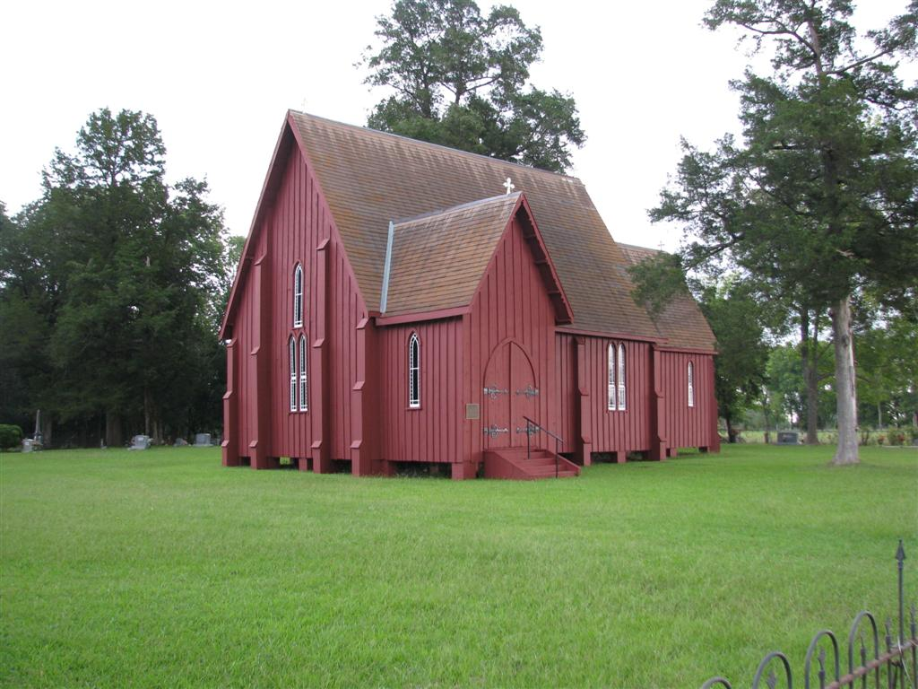 Carpenter Gothic Churches In Alabama