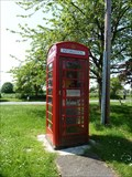 Image for Red Telephone Box - High Street - Scampton, Lincolnshire