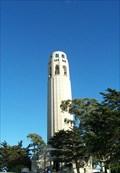Image for Coit Tower, San Francisco edition - California