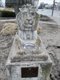 Image for Lion's Club Lion - Clinton, Ontario