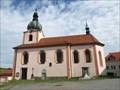 Image for kostel sv. Mikuláše, Nový Knín, Czech republic