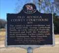 Image for Old Autauga County Courthouse (1870) - Prattville, AL