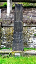Image for Prussian milestone - Andernach, Rhineland-Palatinate, Germany