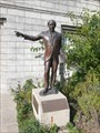 Image for Octave Chanute statue and memorial - Gary, IN
