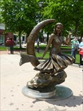 Image for Bewitched Statue - Salem. MA