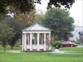 Image for Taylor Memorial Park Gazebo - Lyons, New York