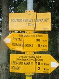 Image for Rozcestnik (Soutok Svitavy a Svratky 192m) - Modrice, Czech Republic