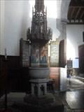 Image for Font - St Mary's Church, Church Road, North Creake, Norfolk, NR21 9JJ