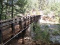 Image for Fisherman's Footbridge - Burney Falls S.P. - Shasta County, CA