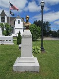 Image for Bust of Lincoln - Parish, NY