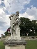 Image for Marius debout sur les ruines de Carthage au Jardin du Luxembourg - Paris, France