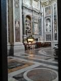 Image for Pope Pius V in Basilica di Santa Maria Maggiore - Rome, Italy