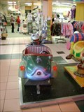 Image for Car With Kermit - Rockwood Mall - Mississauga, Ontario, Canada