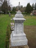 Image for Grover & Elmer Schomaker - City View Cemetery - Salem, Oregon