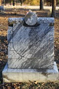 Image for Pvt. Willis Boothe -- Akins Cemetery, near Akins OK
