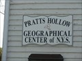 Image for PRATTS HOLLOW: Geographical Center of New York State