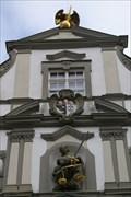 Image for Wappen der Stadt Wangen, Baden-Württemberg, Germany
