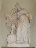 Image for Allegorical Figure of Hope - St Peter & St Paul Chapel, ORNC, Greenwich, London, UK