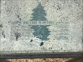 Image for Arbor Day Tree Planting - April 24, 1987 - Chiloquin, OR