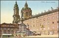 Image for Malostranské námestí (1915) - Praha, Czech republic