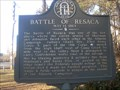 Image for Battle of Resaca  US 41 at Confederate Cemetery Road - GHM 064-7