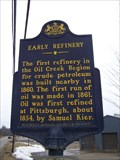 Image for Early Refinery - Titusville, PA