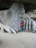 Image for Fremont Troll - Seattle, Washington