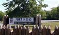 Image for Fort Meigs Battlefield - Perrysburg,Ohio