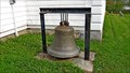 Image for St. Peter's Anglican Church Bell - Fredericton, NB