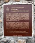 Image for North West Rebellion-Battleford-L'Insurrection du Nord-Ouest