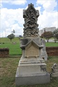 Image for Irene Davis Kellum and Baby -- First Street Cemetery, Waco TX
